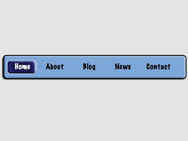 How to create a Navigation Bar?