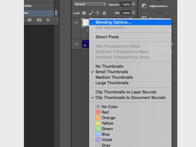 Adobe Photoshop Sparkles