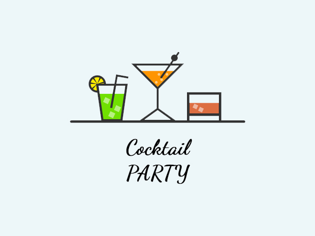 CSS Party drinks