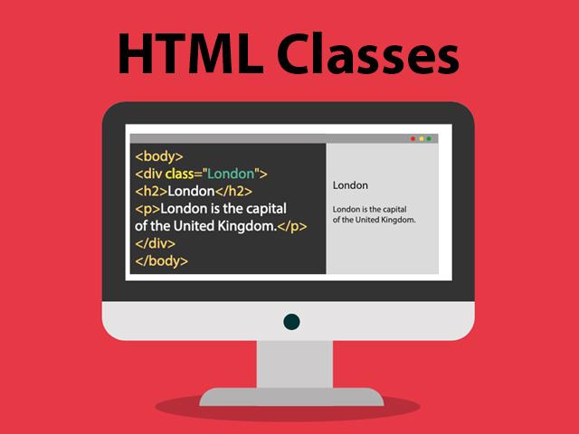 HTML Classes