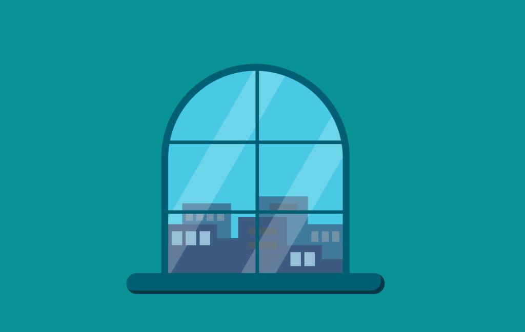 CSS Window Sill