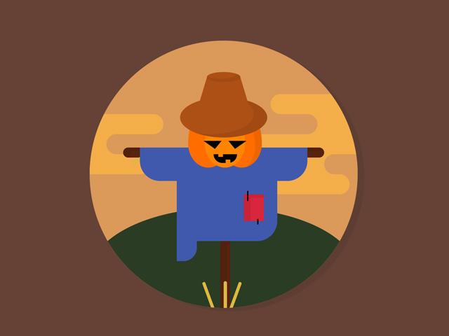 CSS Scarecrow