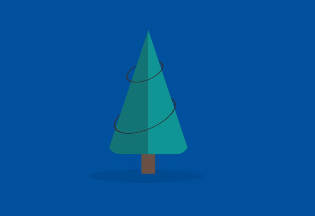 CSS Xmas Tree