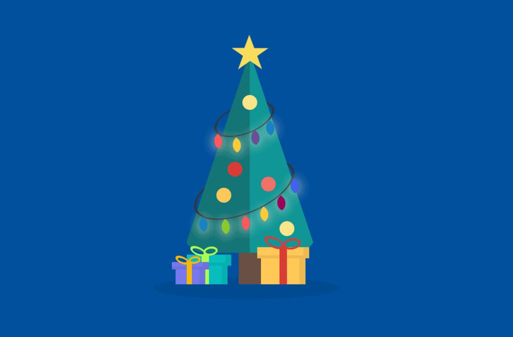 Pure CSS Christmas Tree