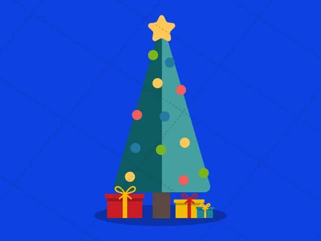 CSS Christmas Tree