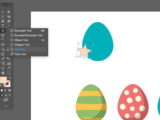 star tool adobe illustrator