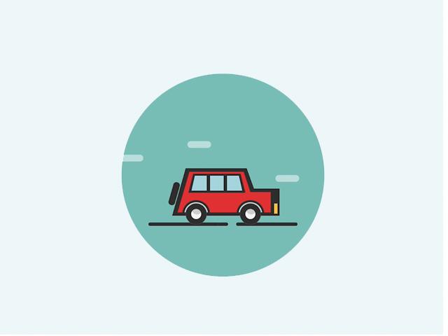 CSS Car Animation