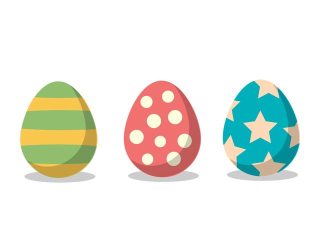easter eggs in adobe illustrator