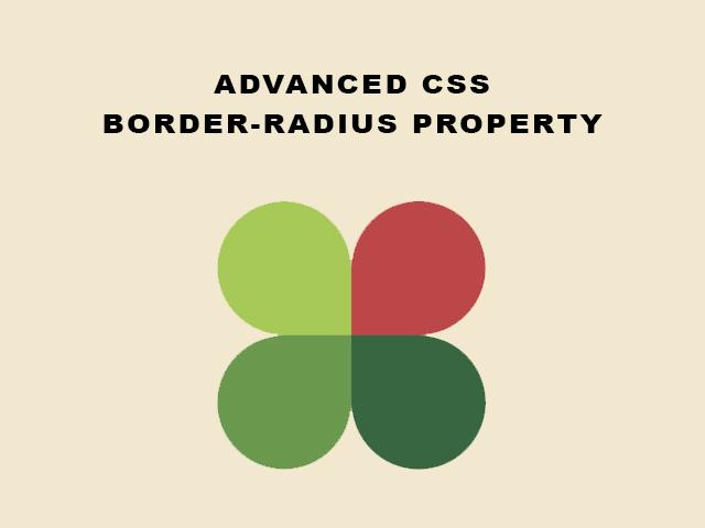 CSS Border radius