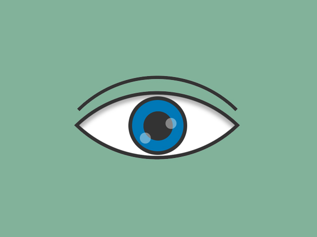 CSS/JS Eye Animation