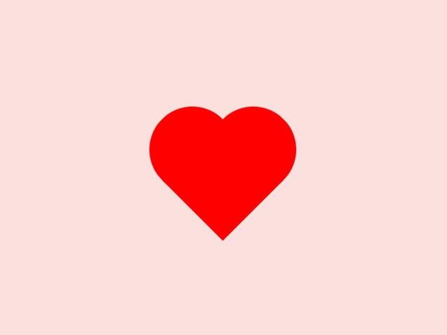 CSS heart