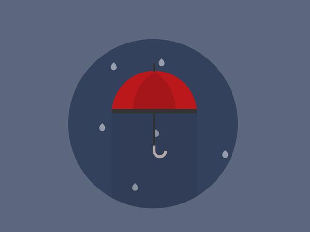 CSS Umbrella