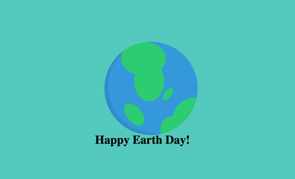 CSS Earth Animation