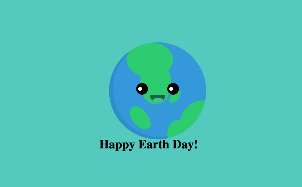 CSS Smiling Earth