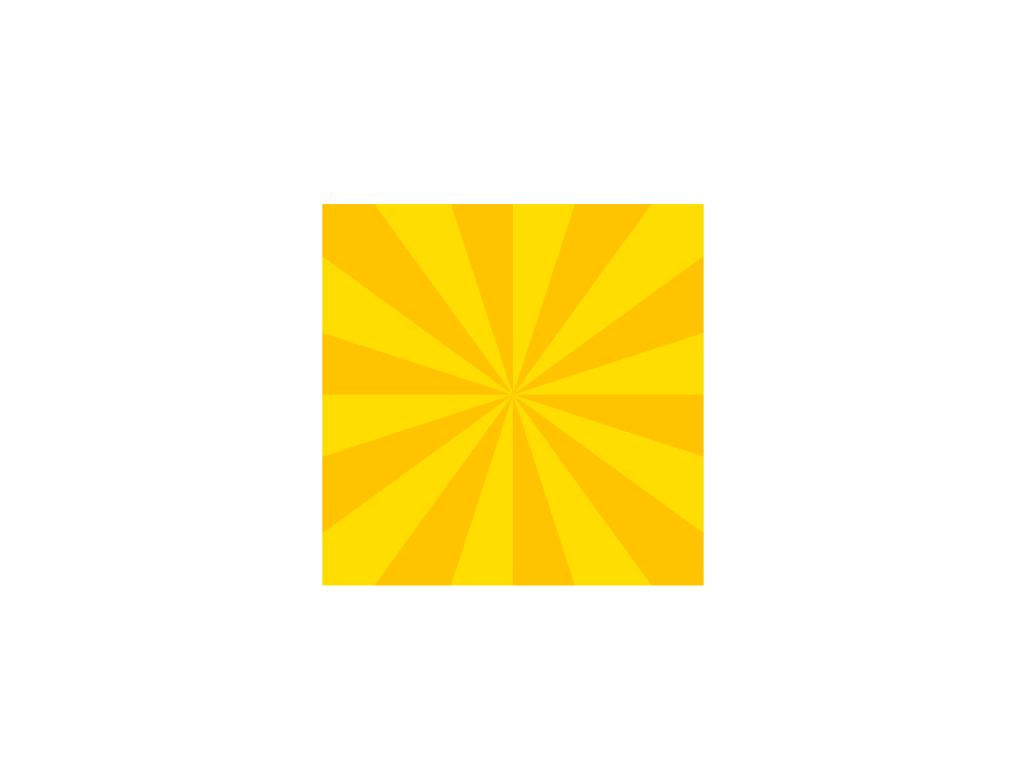 CSS starburst