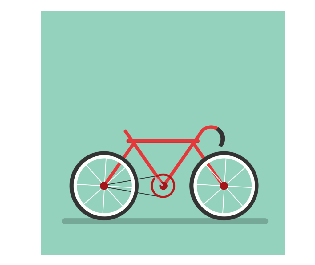 CSS Bike