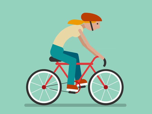 CSS Cycling Animation