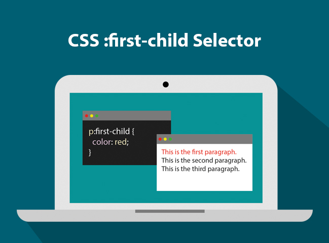 CSS :first-child Selector