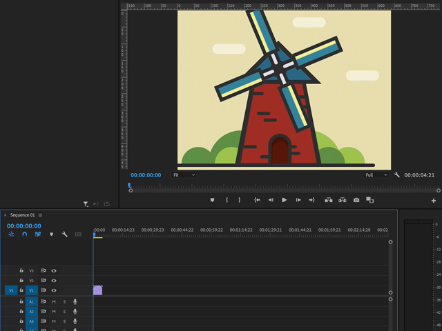 How to create a GIF in Adobe Premiere Pro?