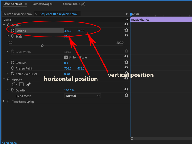 How to create an animated GIF in Adobe Premiere Pro?
