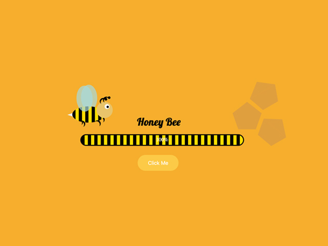 bee progress bar