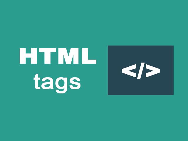 HTML List Tags