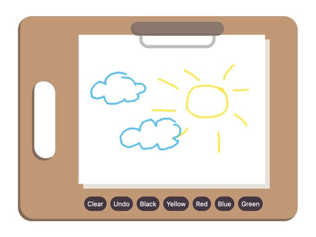 css sketchboard