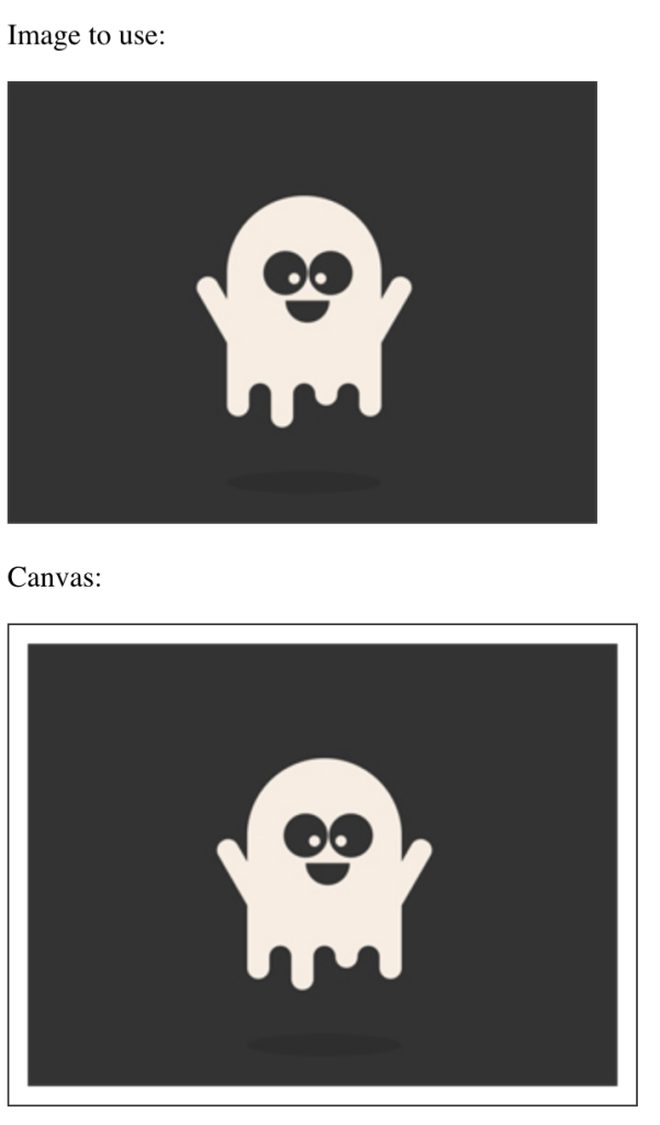 HTML canvas drawImage()
