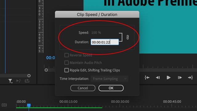 Adobe Premiere Pro Push Slide Effect