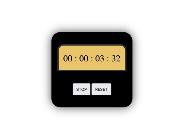 CSS & jQuery Stopwatch