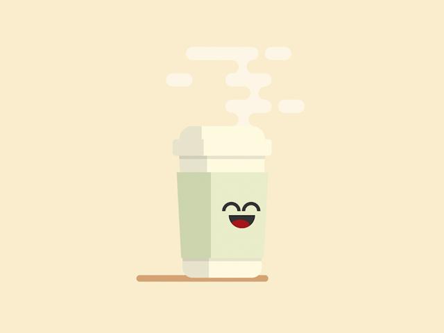 CSS Coffee Cup