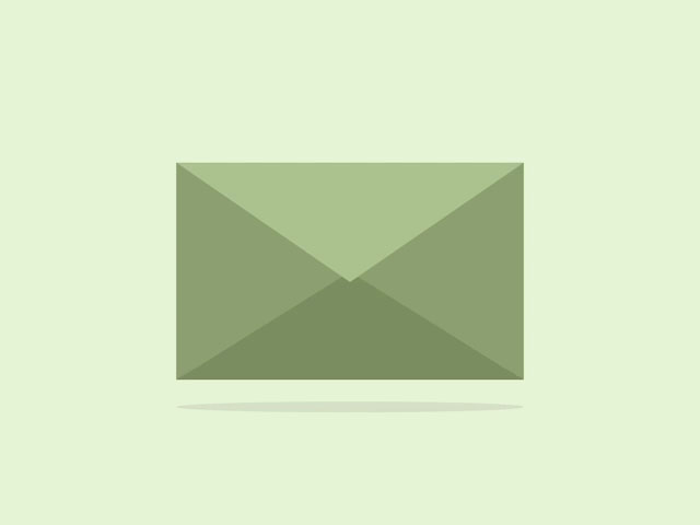 CSS Envelope